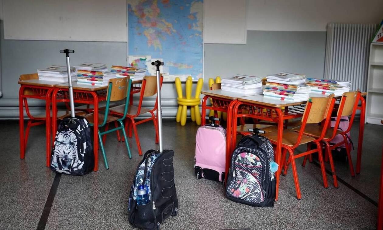 ανοικτά σχολεία αίθουσα μαθήματος
